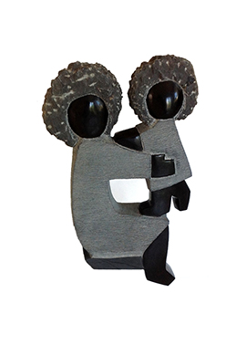 On my lap